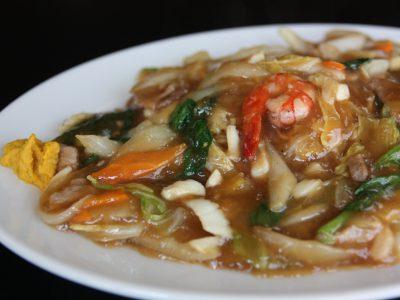 中華レストラン<ruby class=