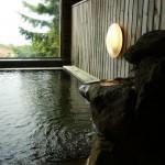 高原ホテル内風呂