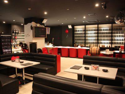 長期滞在型ホテルENVY(エンヴィ):Food bar 更紗