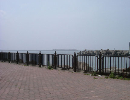 旧フェリー埠頭