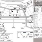 岩内町の宿泊MAP